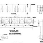 Concrete shop drawing