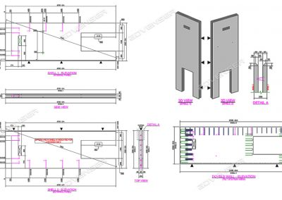 Precast Double Wall Panel Drawings