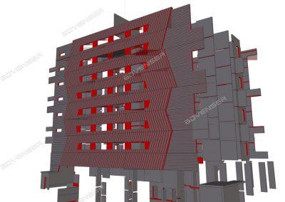 Architectural Precast Modeling