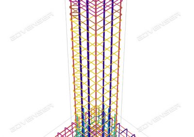 Precast Column Detailing
