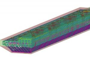 precast 3D modeling