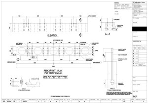 Precast Shop Drawings